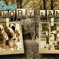 Take a Walk Down Memory Lane