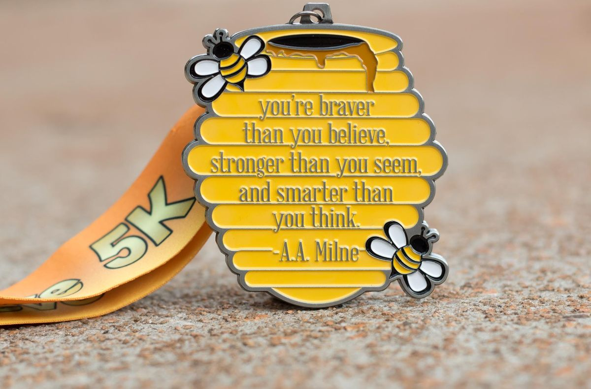 Now Only 15 2018 The Braver Than You Believe 5K - Albany
