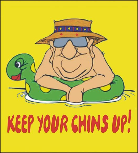Keep Your Chins Up