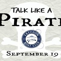 Talk Like a Pirate Party
