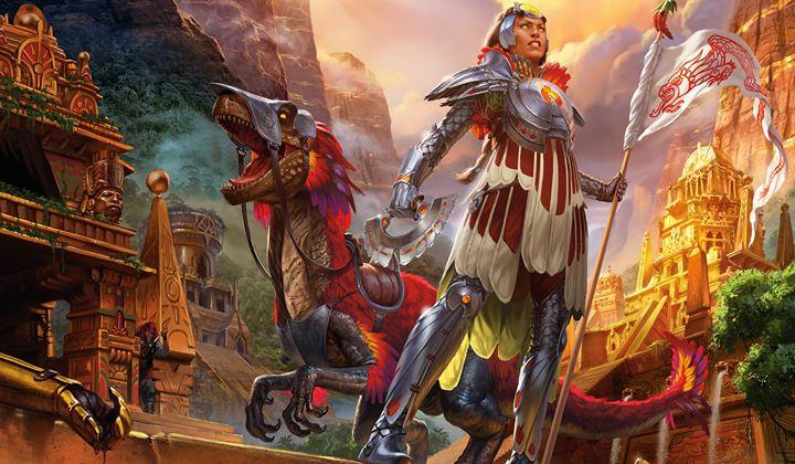 Gamers World - Rivals of Ixalan Prerelease Weekend
