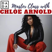 Tap Master Class with Chloe Arnold