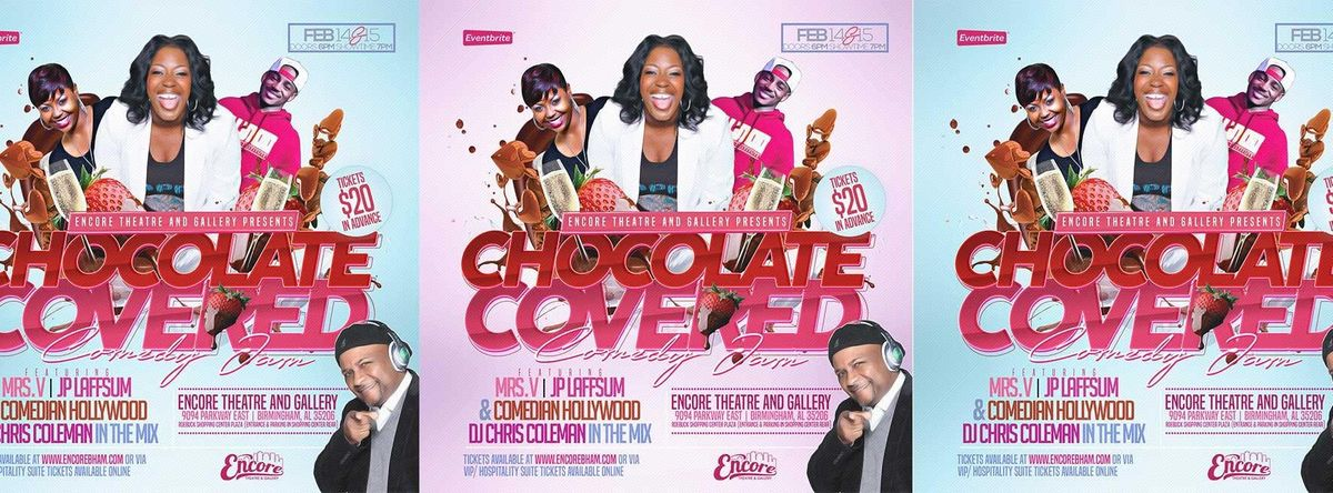 Chocolate Covered Comedy Jam