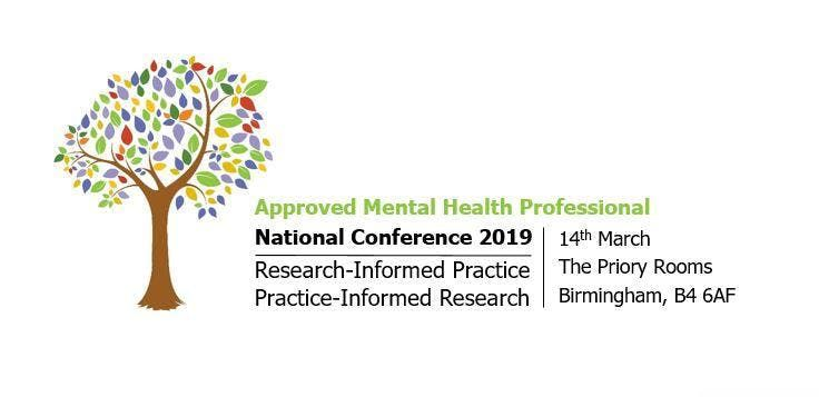 Approved Mental Health Professional - Research Informed Practice & Practice Informed Research Conference