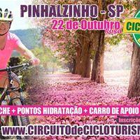 88 Circuito Brasileiro de Cicloturismo - PinhalzinhoSP