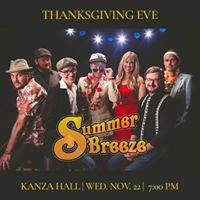 Annual Smooth Thanksgiving Eve with Summer Breeze