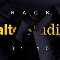 Aalto Studios hackathon