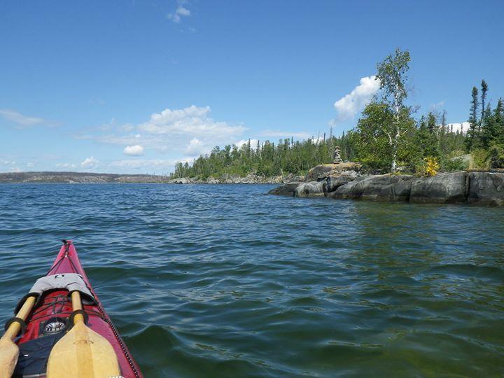 Paddle Canada Basic Kayak Skills Course La Ronge At Montreal