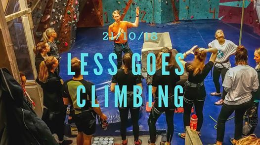 LESS GOES Climbing