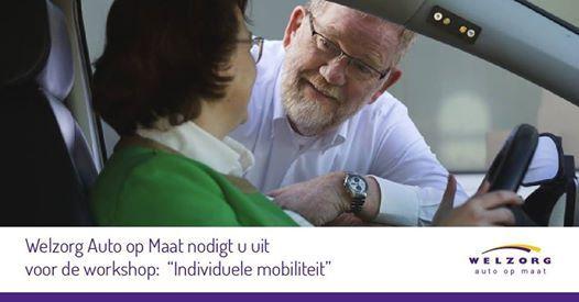 Workshops individuele mobiliteit