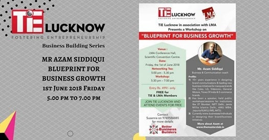 Blueprint for business growth at scientific convention centre lucknow blueprint for business growth malvernweather Images