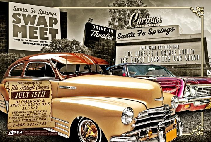 Santa Fe Springs St Lowrider Car Show By Curious Entertainment At - Lowrider car show dallas