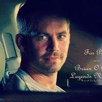 For Paul  Brian OConner Legends Never Die