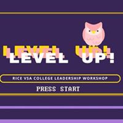 VSA College Leadership Workshop (CLW)