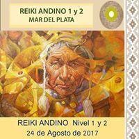 Reiki Andino Nivel 1 Conexin Tierra y Nivel 2 conexin Agua