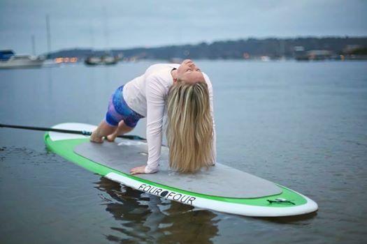SUP Yoga YTT BCN September 2019 with Mary S. Stults