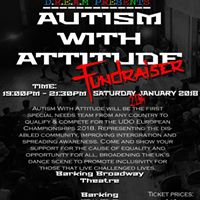 Autism with Attitude European Champs Fundraiser
