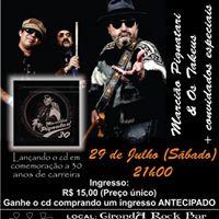 Marcio Pignatari &amp Os Takeus - 30 anos na estrada