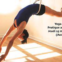 Yoga Kurunta - Pratique avec les cordes