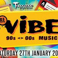 Re VIBE (90s&lt&gt00s Music)