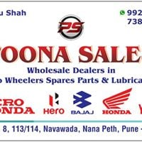 1ST ANNIVERSARY OF POONA SALES