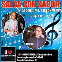 SALSA Con Sabor Latino in Atsugi