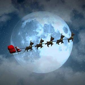 Santas arrival