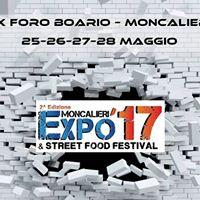 DiscoInferno EXPO 17 &amp Street Food Festival (Moncalieri TO)