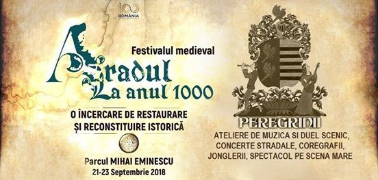 Cltori n anul M -Peregrinii la Festivalul Aradul la anul 1000