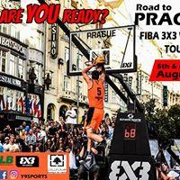 Road To Prague FIBA 3x3 World Tour -Stage 1
