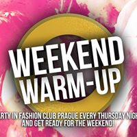 Weekend Warm-up (Thursday 20.7.2017)