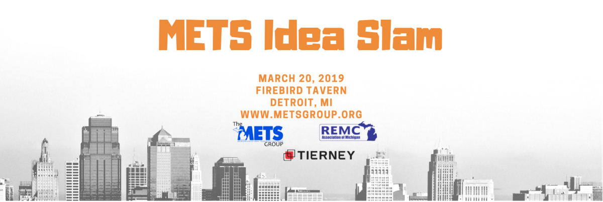 2019 METS Idea Slam