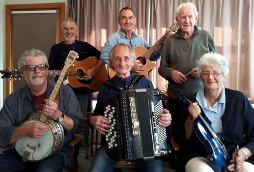 Beggarmen Fundraising Afternoon Concert for a new Beggarman book