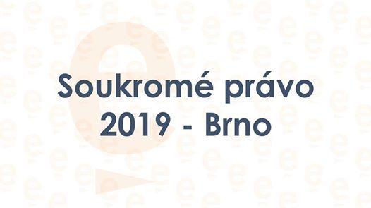 Soukrom prvo 2019 - Brno