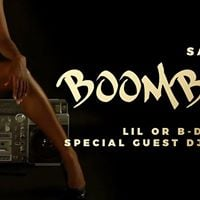 Saturday Hip Hop Boombox &amp Jimmy Who 17.03.2018