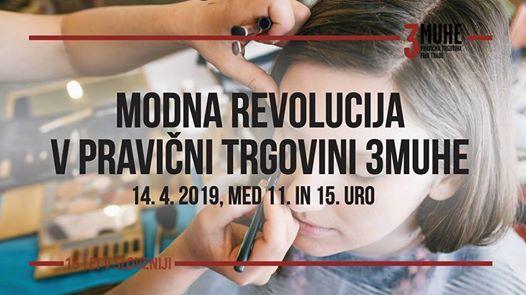 Modna revolucija 2019 - prva izmenjevalnica etinih oblail