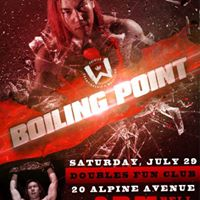 PCW Boiling Point