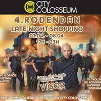 4. Roendan City Colosseuma