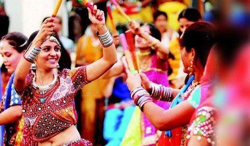 Bangalores Biggest Dandiya Night