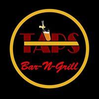 Vegan Dinner at Taps Bar N Grill