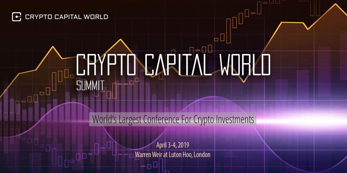 CRYPTO CAPITAL WORLD 2019