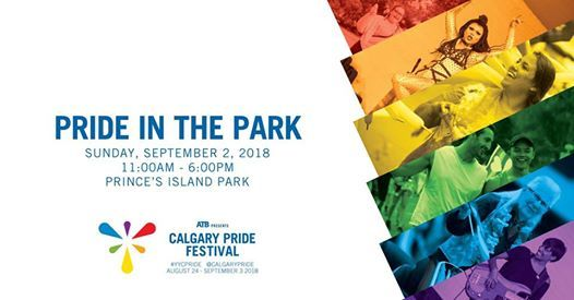 Pride in the Park - Calgary Pride Festival 2018