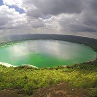 Road Trip to Lonar crater and Gautala Sanctuary