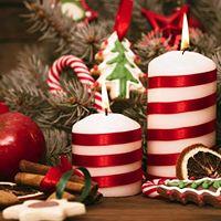 Christmas Lab