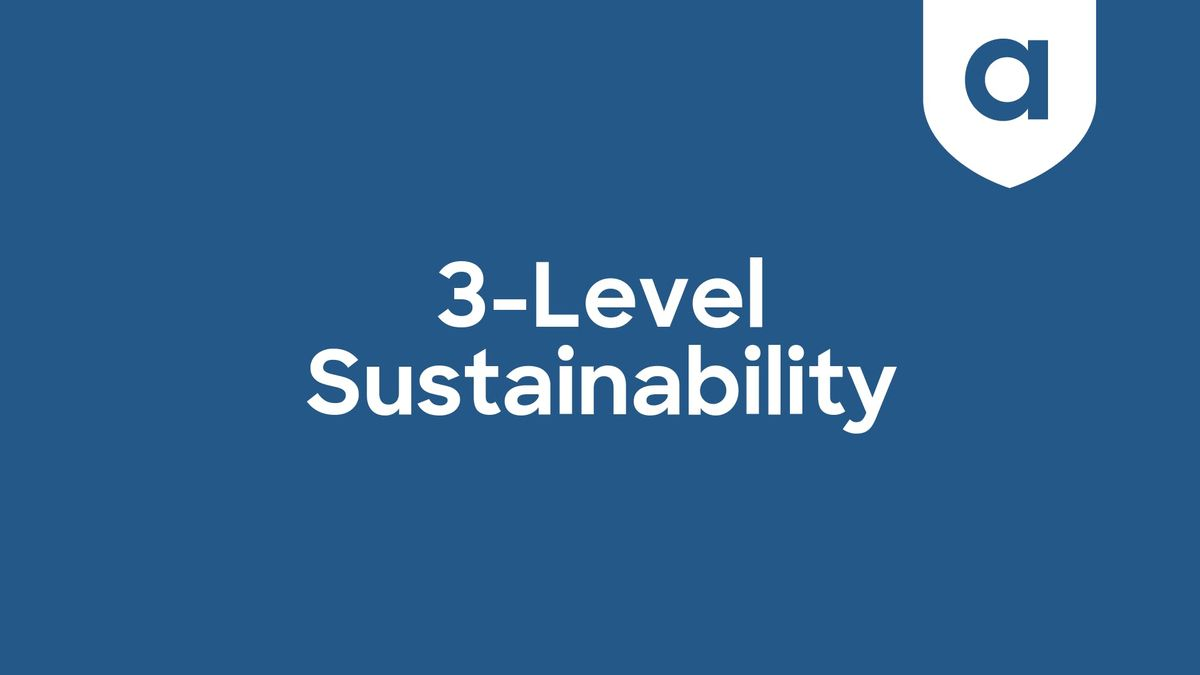 3-Level Sustainability Day Workshop