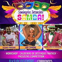 Workshop de Samba - CALDEIRO DE DESTAQUE FANTASY - PASSISTAS COMPETITION