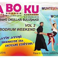 Ma-Bo-Ku Bodrum Salsa Weekend Vol.2