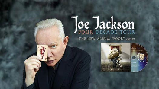 Joe Jackson Four Decade Tour - Syracuse NY