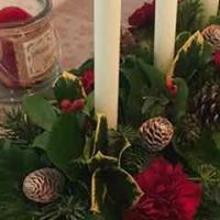 Chistmas Table Decoration workshop (Adults)