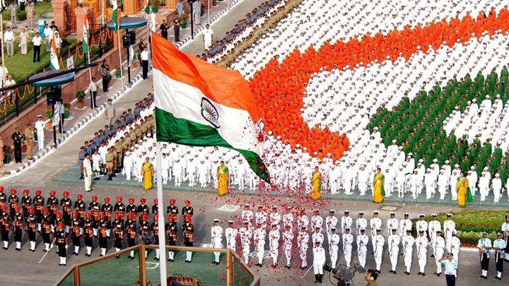 Celebrations of the 69th Republic Day